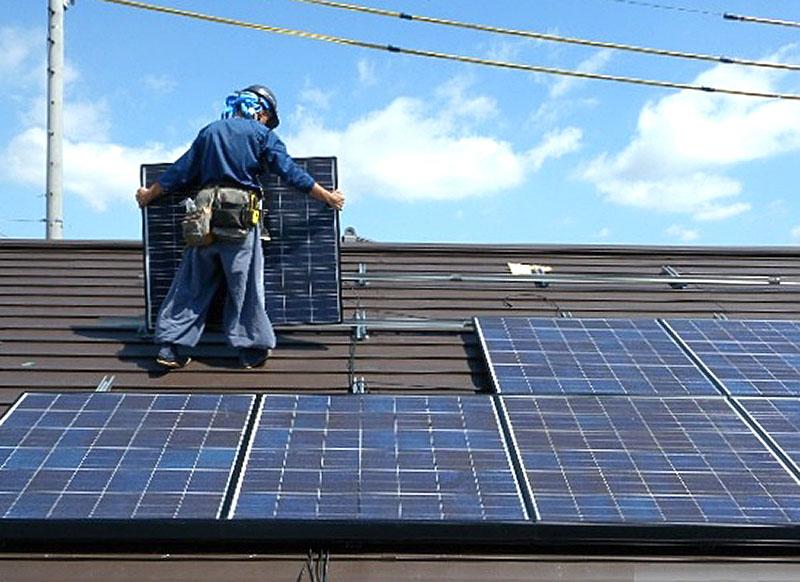 オール電化住宅で太陽光 発電パネルを採用したい