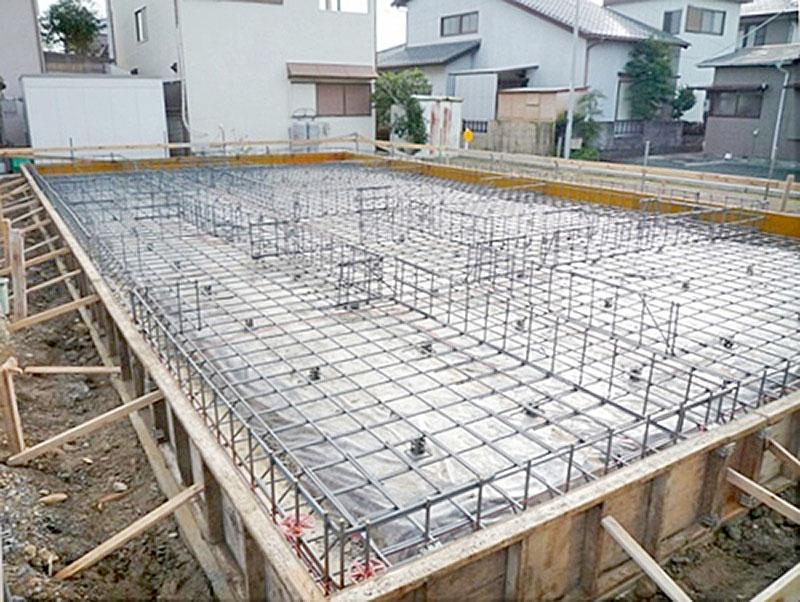 グランヒルの施工工程