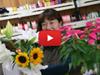 12月15日 朝日テレビで放送 当社で建てたお花屋さんが紹介されました 『J'aime la fleur*花や*』さんです♪